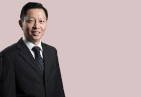 Yeo Teck Guan, Group CIO, Singapore Pools